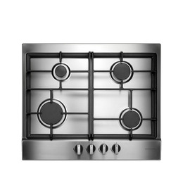 Rangemaster Contemp RMCHP60NGFSS Gas Hob - Stainless Steel
