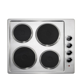 ESSENTIALS CSPHOBX12 Electric Hob - Stainless Steel Reviews