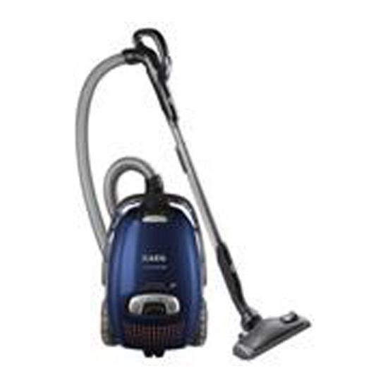 AEG AUO8840 UltraOne Cylinder Vacuum Cleaner - Blue & Silver