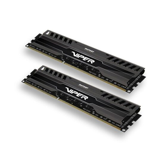 Patriot 16GB Viper 3 Dual Channel Black Mamba Memory Kit