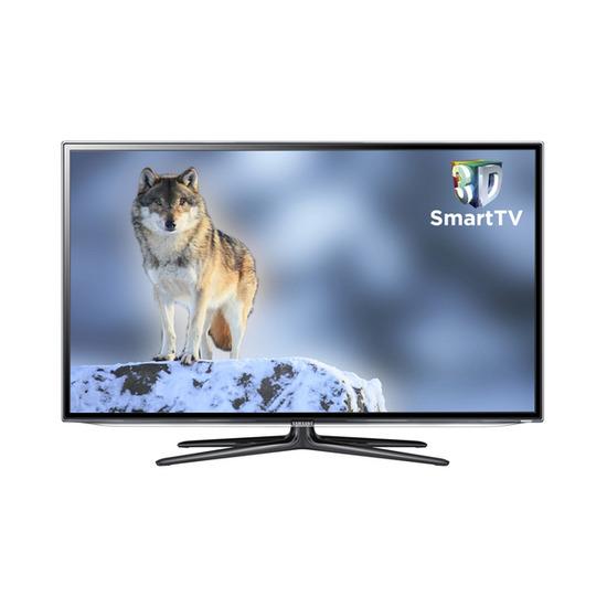 "Samsung UE50ES6300 Full HD 50"" LED 3D TV with BD-E6100 3D Blu-ray player"