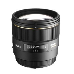 Sigma 85mm f/1.4 EX DG HSM (Canon mount) Reviews