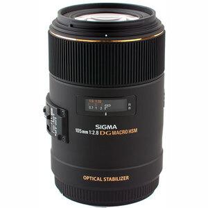 Photo of Sigma 105MM F2.8 OS EX DG Macro (Nikon Mount) Lens