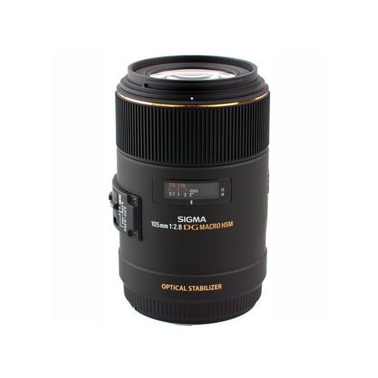 Sigma 105mm f2.8 OS EX DG Macro (Nikon mount)