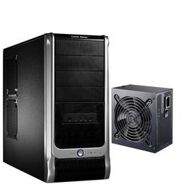 Coolermaster Elite 330 Case With Coolermaster eXtreme Power 500W PSU Reviews