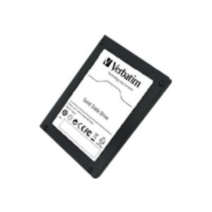 Photo of Verbatim 128GB Black SSD  Hard Drive