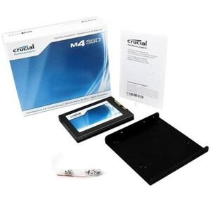 Photo of Crucial 128GB M4 SSD With Bracket Hard Drive