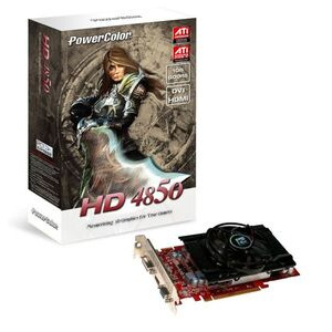 Photo of PowerColor HD 4850 Graphics Card