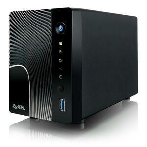 Photo of ZyXEL NSA325 2-Bay Server