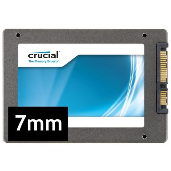Crucial CT512M4SSD1 512GB SSD Slim 7mm