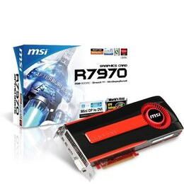 MSI R7970 Reviews
