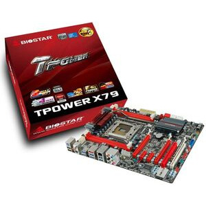Photo of Biostar TPOWER X79  Motherboard