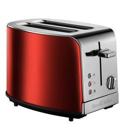 Russell Hobbs Jewels 19350 2-Slice Toaster - Ruby Red Reviews