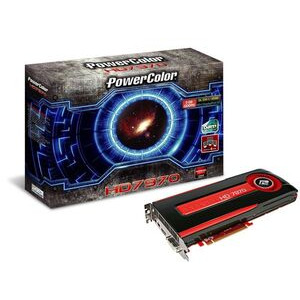 Photo of PowerColor HD 7970 3GB GDDR5  Graphics Card