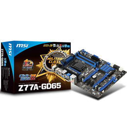 MSI Z77A-GD65  Reviews