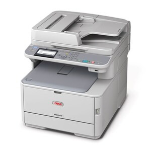 Photo of Oki MC352 Printer