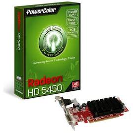 PowerColor HD 5450 512MB  Reviews