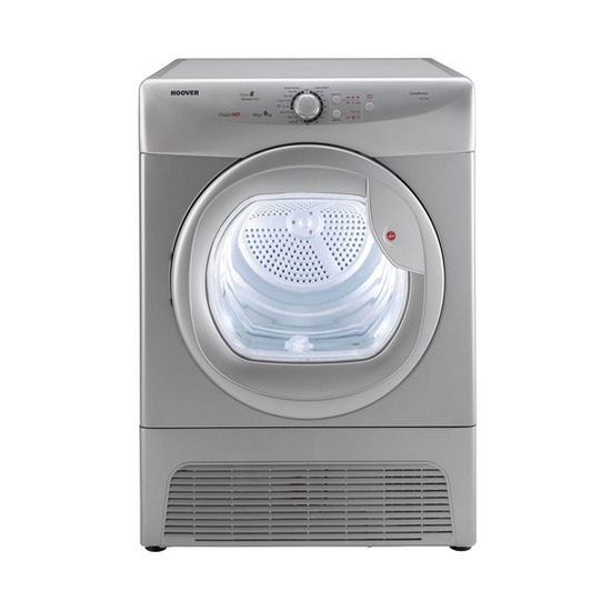 Hoover VHC691BS80 Vision HD 9kg Freestanding Condenser Tumble Dryer