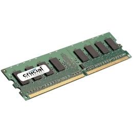 Crucial 1GB PC6400 DDR2 RAM Reviews