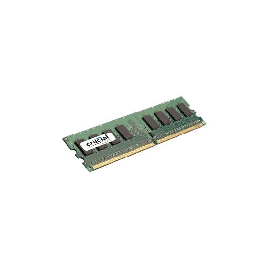 Crucial 1GB PC6400 DDR2 RAM