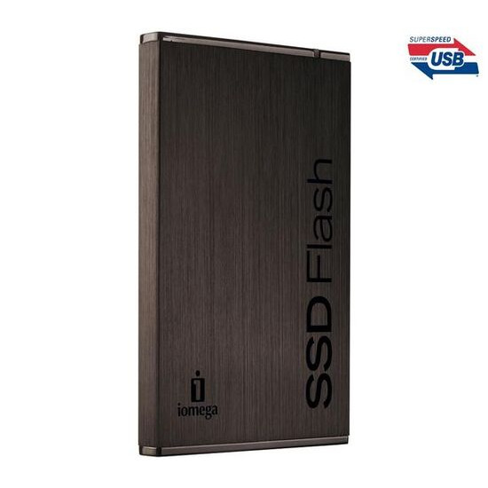Iomega SSD Flash 256GB AES