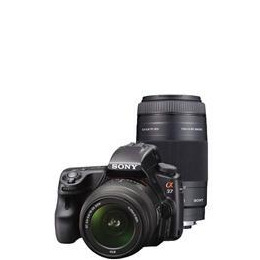 Sony Alpha A37 with 18-55/75-300 lens bundle Reviews