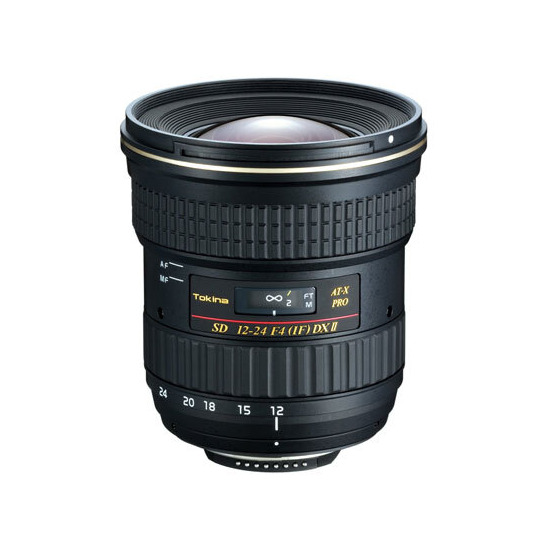 Tokina AT- X 12-24mm f/4 Pro DX II (Canon mount)