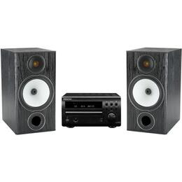 Denon DM39DAB with Monitor Audio BX2  Reviews