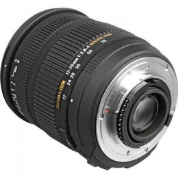 Sigma 17-70mm f2.8-4 DC OS Lens for Canon EF-S