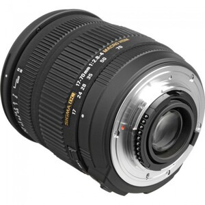 Photo of Sigma 17-70MM F2.8-4 DC OS Lens For Canon EF-S Lens