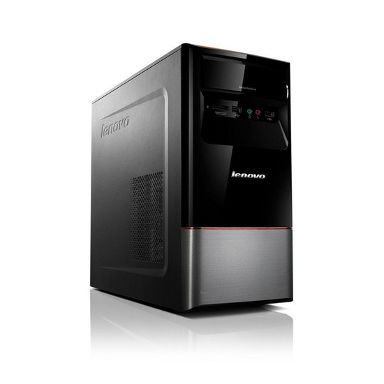 "Lenovo H430-30 Desktop PC with LS20B300NS 20"" LED Monitor"