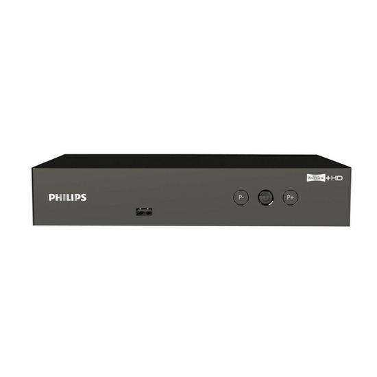 Philips HDTP 8530