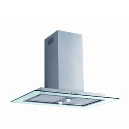 Baumatic BTI975GL Island Cooker Hood - Stainless Steel Reviews
