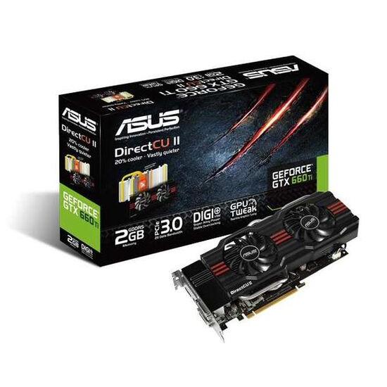 Asus GTX 660 Ti 2GB