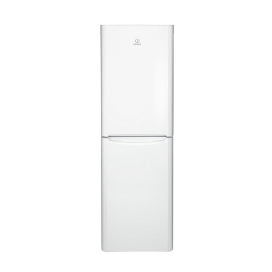 Indesit BIAA134F Fridge Freezer - White