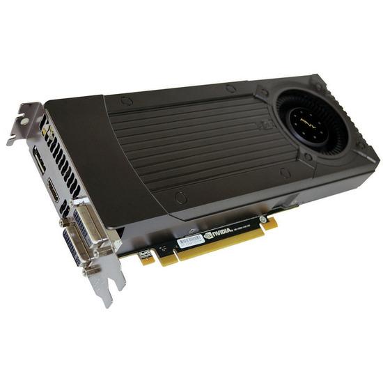 PNY GeForce GTX 660 Ti - 2 GB GDDR5 - PCI-Express 3.0 (GF660IGTX2GEPB)