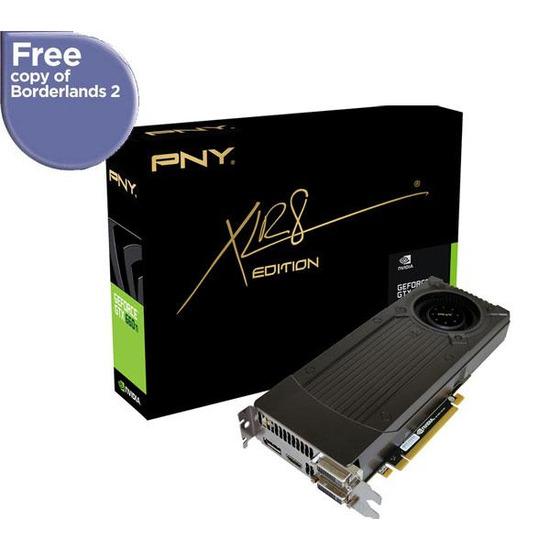 PNY GeForce GTX 660 Ti 2 GB