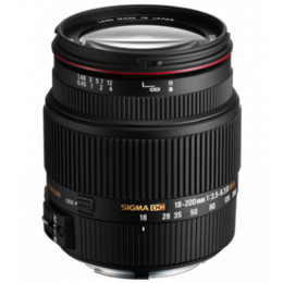 Sigma 18-200mm f/3.5-6.3 Mk2 DC OS Reviews