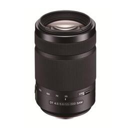 Sony 55-300mm f/4.5-5.6 SAM Lens for Alpha