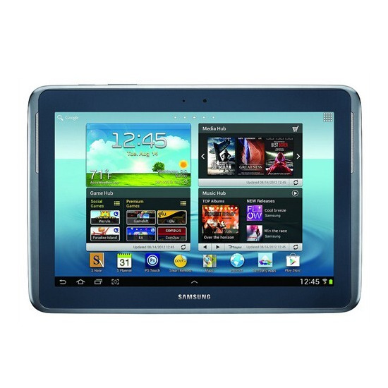 Samsung Galaxy Note 10.1 WiFi 32GB