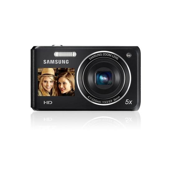 Samsung DV90 Compact Digital Camera - Black