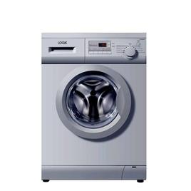 Logik L612SWD12 Washer Dryer - Silver
