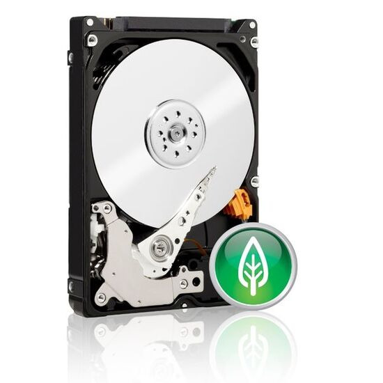 WD 2TB Green Mobile Drive Intellipower 8MB