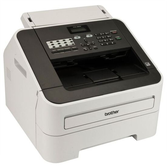 Brother FAX-2940 High-Speed Laser Fax Machine