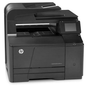 Photo of HP LaserJet Pro 200 MFP M276NW All-In-One Colour Laser Printer Printer