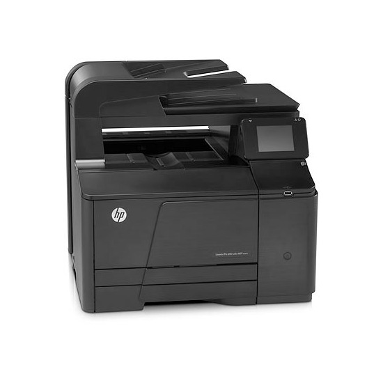 HP LaserJet Pro 200 MFP M276NW all-in-one colour laser printer