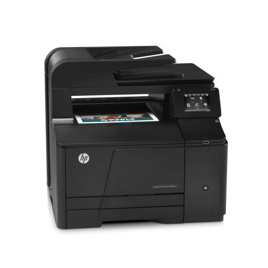 HP LaserJet Pro 200 MFP M276N all-in-one colour laser printer