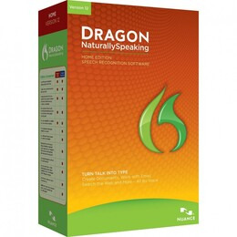 Dragon NaturallySpeaking Home 12.0 (PC)