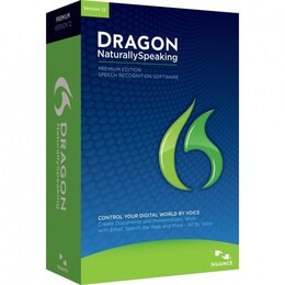 Dragon NaturallySpeaking Premium 12.0 (PC)