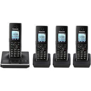 Photo of Panasonic KX-TG8564EB Landline Phone
